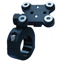 "38mm (1 1/2"") Handlebar Clamp Motorcycle GPS Mount"