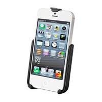 RAM Form-Fit Cradle for Apple iPhone 5 5s & SE